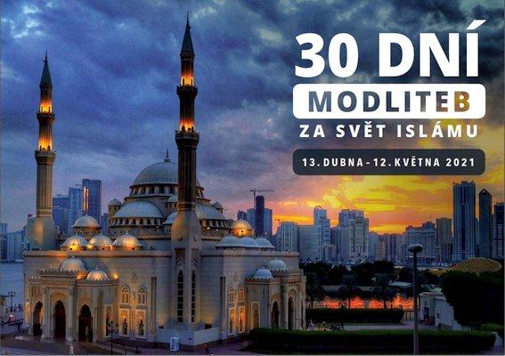 30 dní modliteb 2021