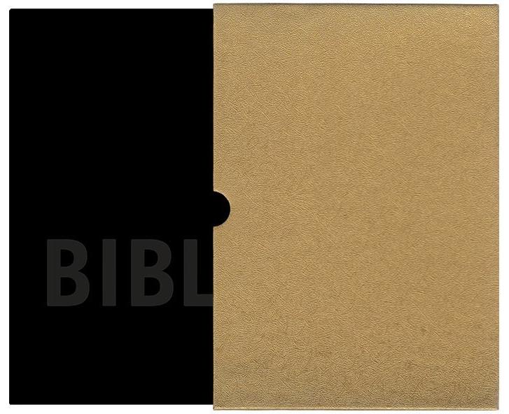 Bible velka luxus